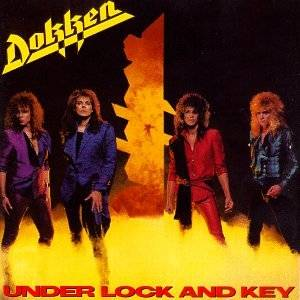 Dokken: Under Lock And Key - Cover