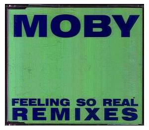 Moby: Feeling So Real - Cover