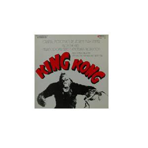 Max Steiner: King Kong - Cover