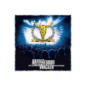 Cover - Blaze: Armageddon Over Wacken - Power/Traditional - Live 2004