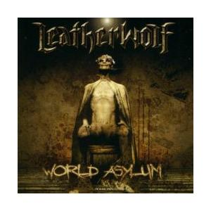 Leatherwolf: World Asylum - Cover