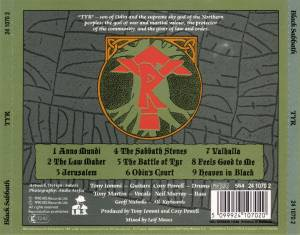Black Sabbath: Tyr (CD) - Bild 2