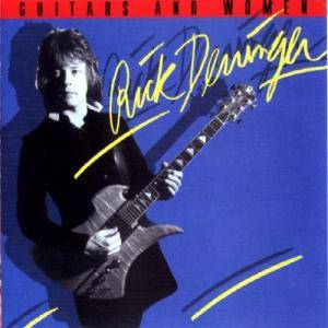 Cover - Rick Derringer: Guitars And Women