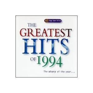 Greatest Hits Of 1994, The - Cover