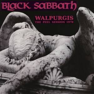 Black Sabbath: Walpurgis - The Peel Session 1970 - Cover