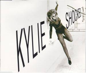 Kylie Minogue: Shocked - Cover