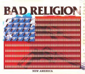 Bad Religion: New America - Cover