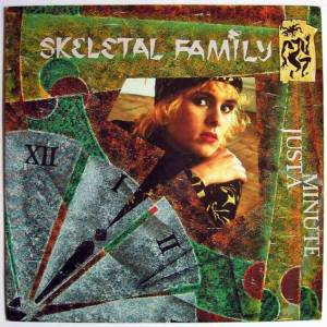 Cover - Skeletal Family: Just A Minute