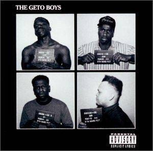 Geto Boys: Geto Boys, The - Cover