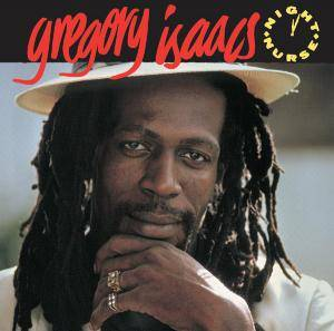 Gregory Isaacs: Night Nurse - Cover