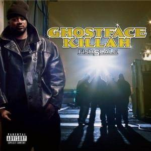 Ghostface Killah: Fishscale - Cover