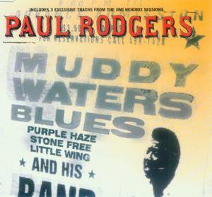 Cover - Paul Rodgers: Muddy Water Blues