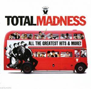 Madness: Total Madness - All The Greatest Hits & More - Cover