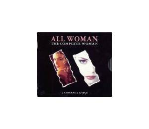 Cover - Máire Brennan: All Woman The Complete Woman