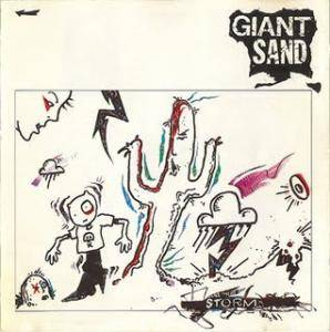 Giant Sand: Storm - Cover