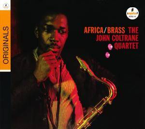 John Coltrane Quartet: Africa / Brass - Cover