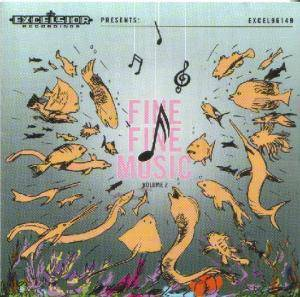 Cover - Jack Peñate: Excelsior Recordings Presents: Fine Fine Music Vol. 2