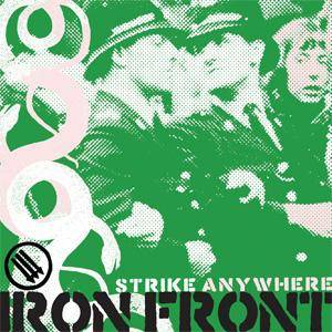Strike Anywhere: Iron Front - Cover