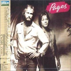 Pages: Pages - Cover