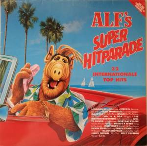 Cover - Dimples D: Alf's Super Hitparade - 32 Internationale Top Hits