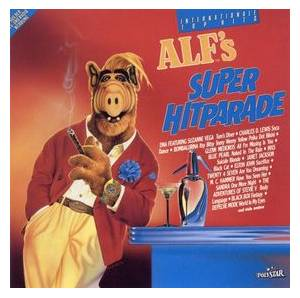 Cover - Inspiral Carpets: Alf's Super Hitparade - 32 Internationale Top Hits