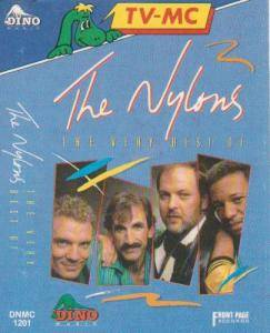 The Nylons: Very Best Of, The - Cover