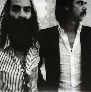 Nick Cave & Warren Ellis: White Lunar - Cover