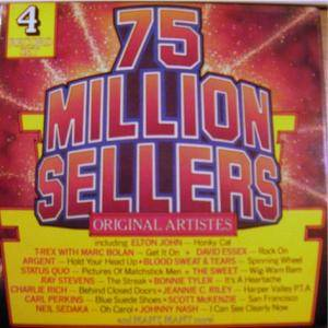 75 Million Sellers - Cover