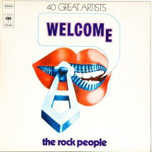 Welcome The Rock People - Cover