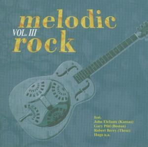 Melodic Rock Vol. 3 - Cover