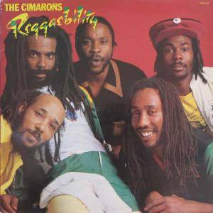 Cover - Cimarons, The: Reggaebility