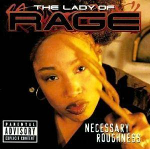 Cover - Lady Of Rage, The: Necessary Roughness