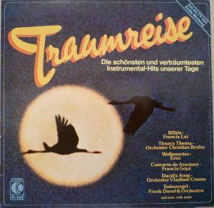 Traumreise - Cover