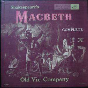 William Shakespeare: Macbeth - Cover