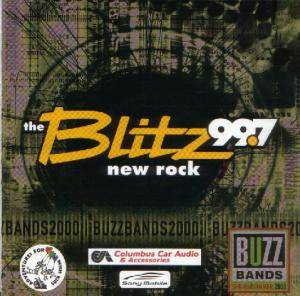 Cover - U.S. Crush: Buzzbands® Vol. 04 - Spring/Summer 2000 [99.7 Wbzx The Blitz]