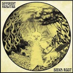 Siena Root: Different Realities - Cover