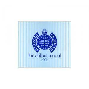 Cover - W.O.S.P.: Ministry Of Sound - The Chillout Annual 2002