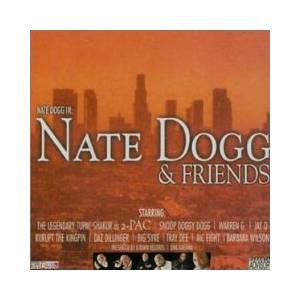 Cover - Nate Dogg: Nate Dogg & Friends