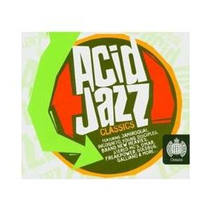 Cover - Emperors New Clothes: Acid Jazz Classics