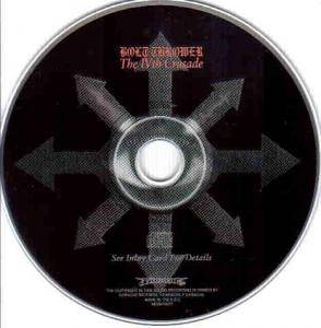 Bolt Thrower: The IVth Crusade (CD) - Bild 3