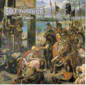 Bolt Thrower: The IVth Crusade (CD) - Bild 1