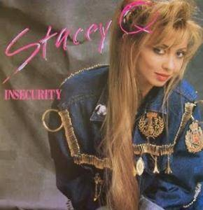 Stacey Q.: Insecurity - Cover
