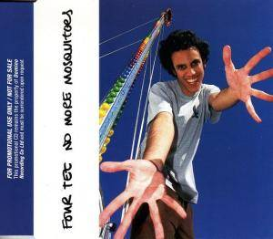 Cover - Four Tet: No More Mosquitoes