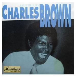 Cover - Charles Brown: Boss Of The Blues