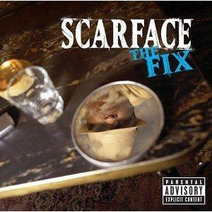 Scarface: Fix, The - Cover