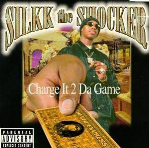 Silkk The Shocker: Charge It 2 Da Game - Cover