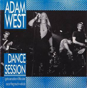 Cover - Adam West: Dance Session