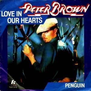 Cover - Peter Brown: Love In Our Hearts