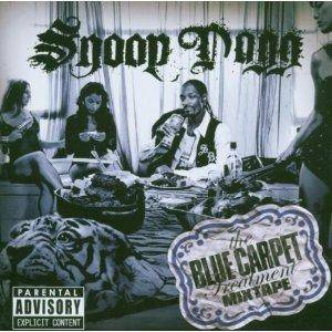 Cover - Snoop Dogg: Blue Carpet Treatment Mixtape, The