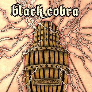 Black Cobra: Chronomega - Cover